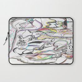 In Two Minds 1  Laptop Sleeve