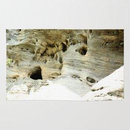 Rock Formation in Kentucky #1 Rug
