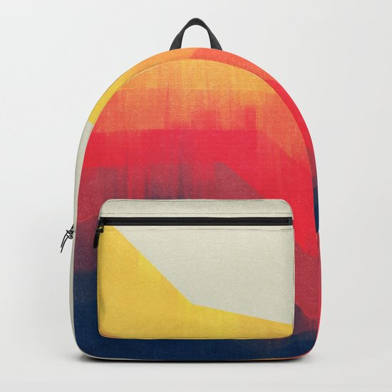 Sounds Of Distance Backpack