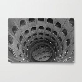 Spiral tower Metal Print