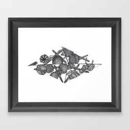 Rotations II Framed Art Print