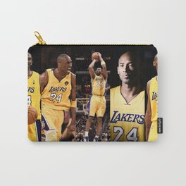 K.B King of  Basketball Mix 01 Carry-All Pouch