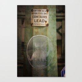 Gasoline Canvas Print