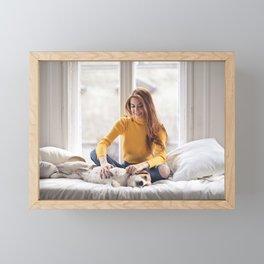 Animaux de compagnie Framed Mini Art Print