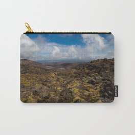 Tongariro National Park, NZ Carry-All Pouch