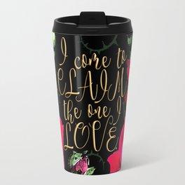 ACOTAR - Claim the one I love Travel Mug