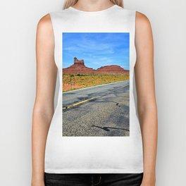 Desert Road Biker Tank