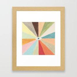 Big Brother - Colors Framed Art Print