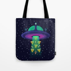 Alien Munchies Tote Bag