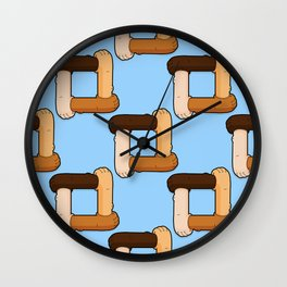 Linking Arms Wall Clock