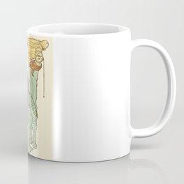 sceptic llama Coffee Mug