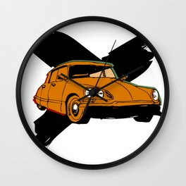 DS Wall Clock