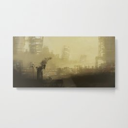 What We Leave Behind - Chris Little Metal Print