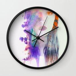 Dauðalogn Wall Clock
