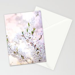 Water-colour Spring #4 Stationery Cards