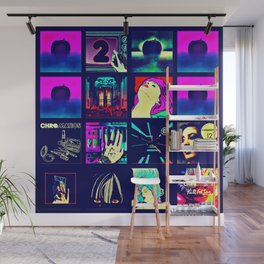 Candy Or Chromatics? Wall Mural