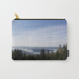 Vancouver Lookout Mount Cypress Carry-All Pouch