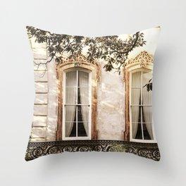 Savannah Window Decadence Throw Pillow