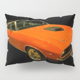 1970 Plymouth Hemicuda Convertible Pillow Sham