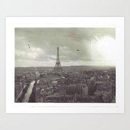 Franci Art Print