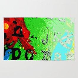 abstract 7 Rug