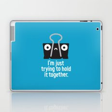 Get a Grip Laptop & iPad Skin