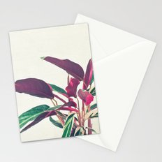 Prayer Plant II Stationery Cards