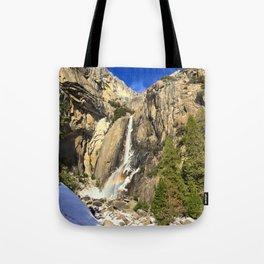 Yosemite National Park - Yosemite Falls Tote Bag