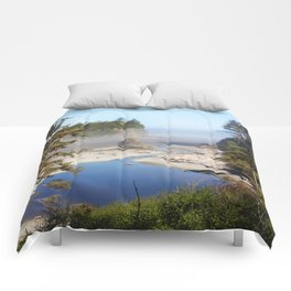 Ruby Beach Comforters