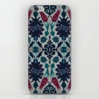 persian iPhone & iPod Skins featuring Persian Feel by lalaprints