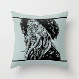Do You Fear Death? Throw Pillow
