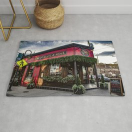 Boyds Jig and Reel Rug