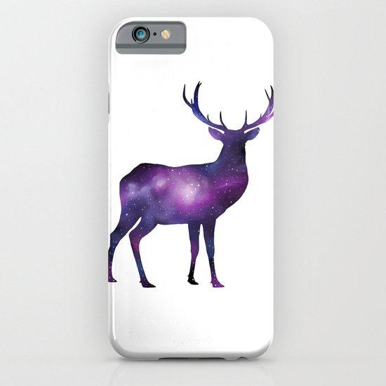 Space Deer iPhone & iPod Case