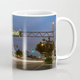 Encinitas Sign Coffee Mug