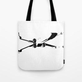 X-Wing Print Tote Bag