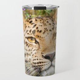 LEOPARD LOVE Travel Mug