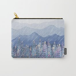 Mountain Lupine  Carry-All Pouch