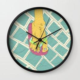 Havaiana Wall Clock