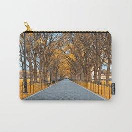 Golden Mall Promenade Carry-All Pouch
