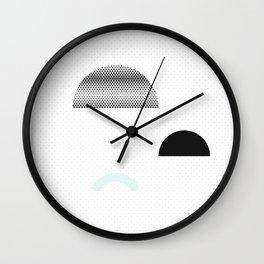 Geometric Calendar - Day 19 Wall Clock