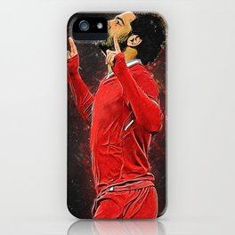 Muhammed Salah iPhone Case
