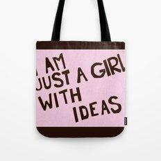 Ideas Tote Bag