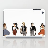 50s iPad Cases featuring 50s Thor Gang by veinte9
