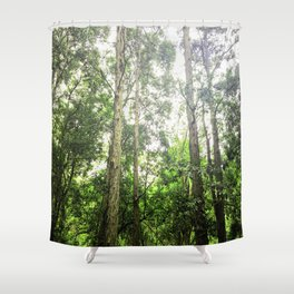 Treetops II Shower Curtain