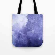 Ice Mountain Tote Bag