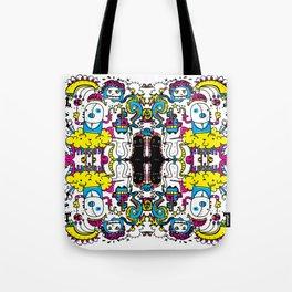 StreetArt Tote Bag