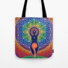 Goddess of the World Tote Bag