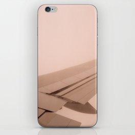 Plane View iPhone Skin