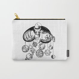 Planets Puppeteer Carry-All Pouch
