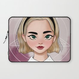 Chilling Adventures Witch Laptop Sleeve
